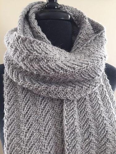 Ravelry: Ridges pattern by Andra Asars, free pattern | knitting