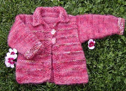 Free Knitting Pattern - Toddler & Children's Clothes: Tigger