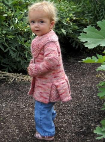 Knitting Patterns Galore - Petite Panache