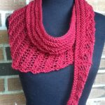 Gorgeous free scarf knitting patterns for   beginners and experienced