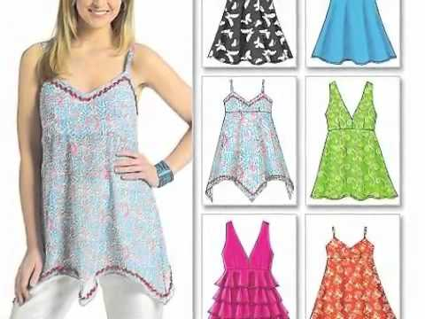 free sewing patterns for kids - YouTube