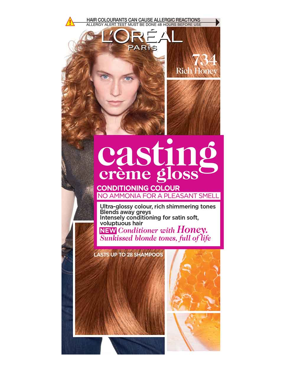 Auburn Hair Dye & Auburn Hair Colour | Hair Colour | L'Oréal Paris