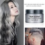Make An Edgy Statement With Grey Hair Dye