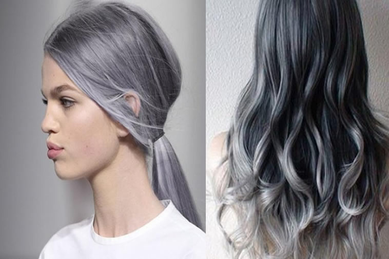 Latest ideas about Long-short-medium Grey Hairstyles u2013 HAIRSTYLES