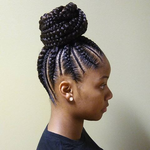 Fashionable Hair braiding styles that   make you more beautiful