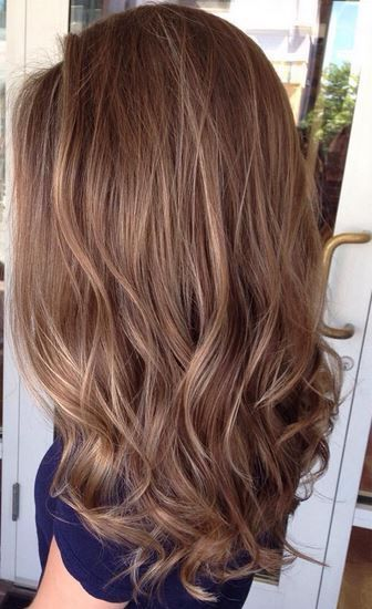 35 Light Brown Hair Color Ideas 2017 | l o c k s | Pinterest | Hair