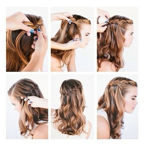 beautiful hair design discovered by Lynn on We Heart It
