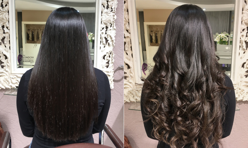How to get a thick, lustrous, natural-looking mane with hair