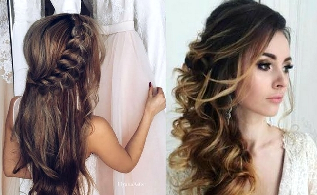 20+ Girls Latest Hairstyles 2019 - Girls Latest Hair Style - Dress