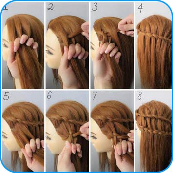Amazon.com: Hairstyle Tutorials for Girls: Appstore for Android