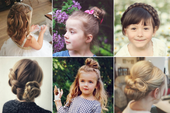 19 Super Easy Hairstyles For Girls