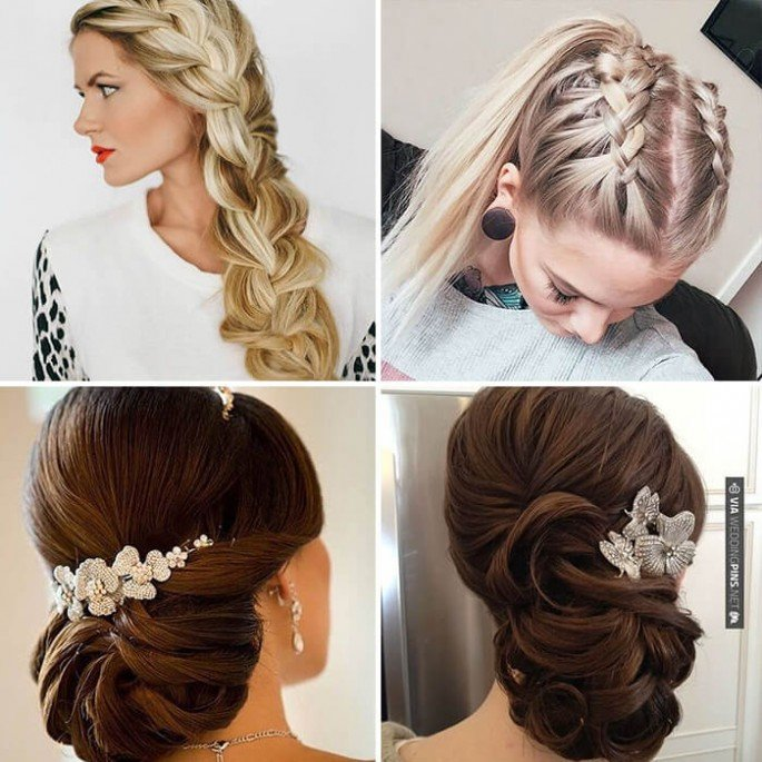 21+ Most Popular Prom Hairstyles for Girls - Sensod