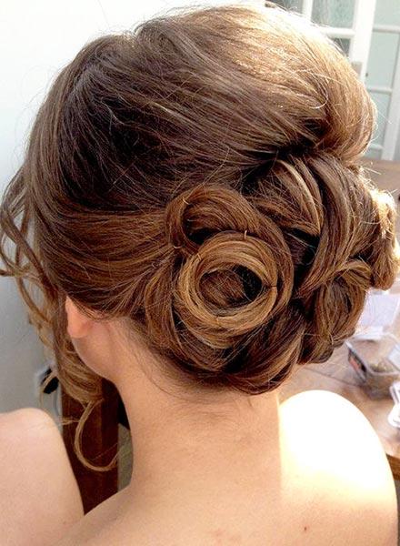 Wedding Hair and Bridal Hair Gallery | Worthing | Hair Ideas | Amy
