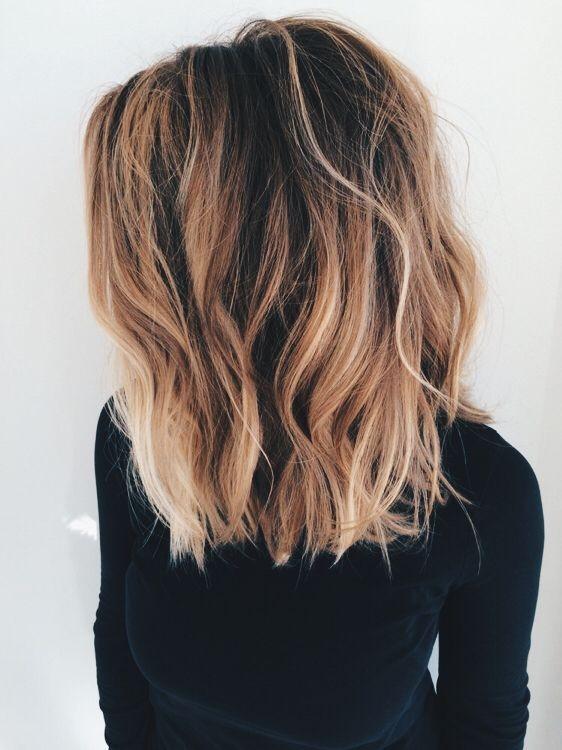 10 Hottest Lob Haircut Ideas - PoPular Haircuts