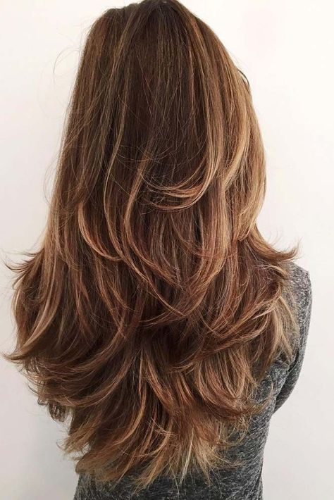 47 Long Haircuts With Layers For Every Type Of Texture | Hair