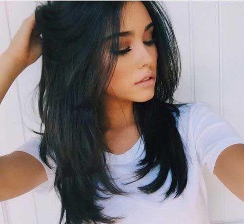 28 Layered Haircuts for Long Hair