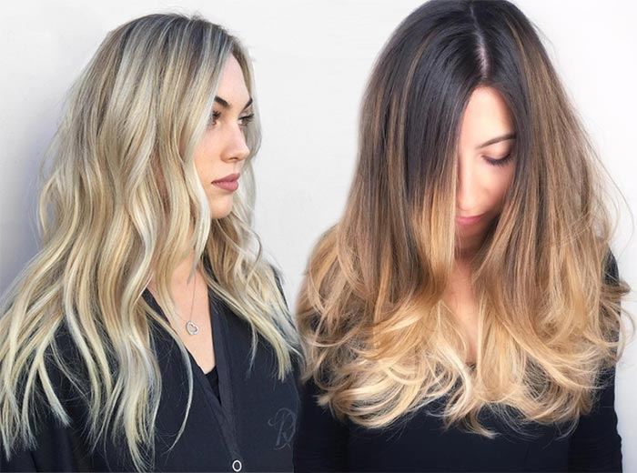 101 Layered Haircuts & Hairstyles for Long Hair Spring 2017