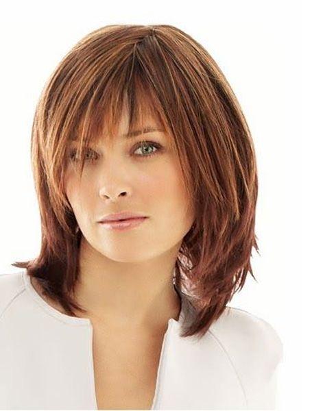 Cute Mid Length Hairstyles for Women Over 40 | Hair | Hair styles