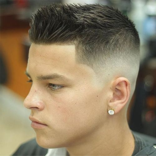 Different Hairstyles For Boys For Classy Look Fashionarrow Com
