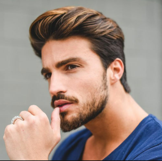 College Hairstyles - Simple and easy hairstyles for college boys
