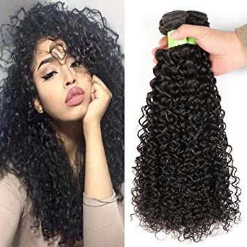 Amazon.com : Golden Rule Virgin Brazilian Kinky Curly Hair Weave