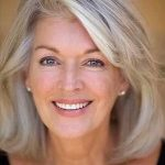 Hairstyles for older women: Be young at   heart