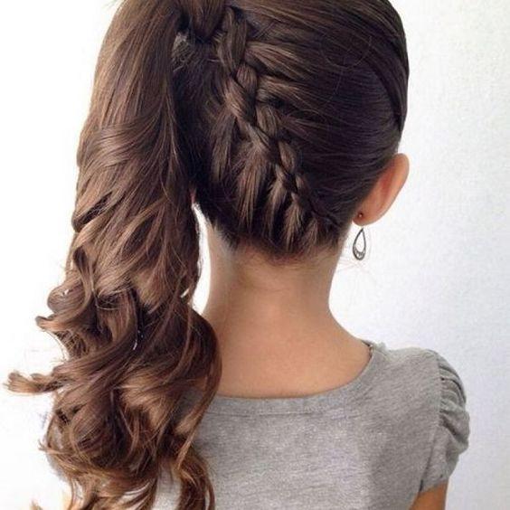 School | Children Hairstyles