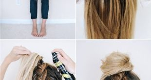 nice 10 Super-easy Trendy hairstyles for school // #Hairstyles
