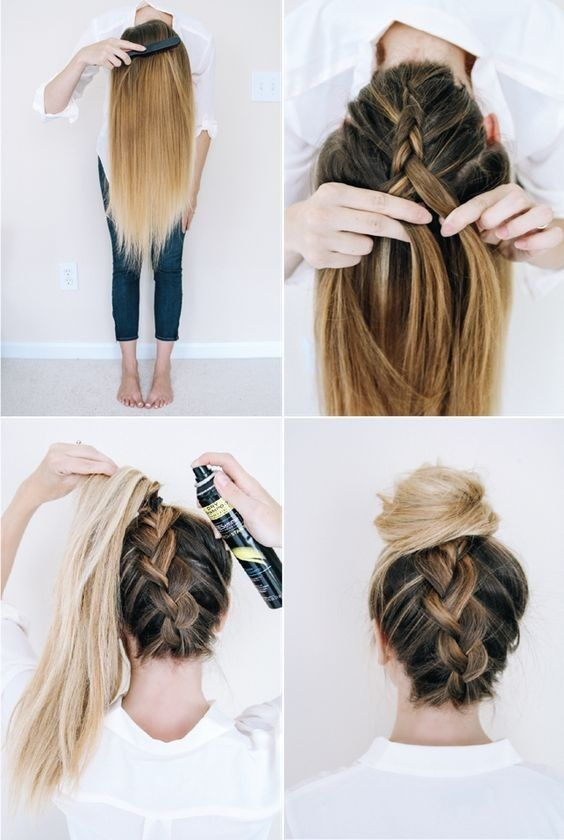 Get a kick start day with a best range of   hairstyles for school