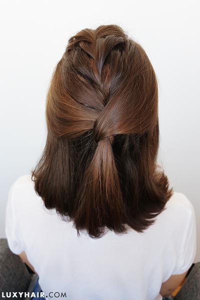 Cute Hairstyles For Short Hair and Medium Length Hair u2013 Luxy Hair
