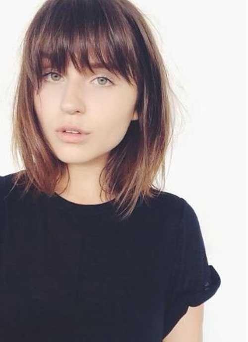 30+ Super Short Haircuts With Bangs   makeup   Pinterest   Hair