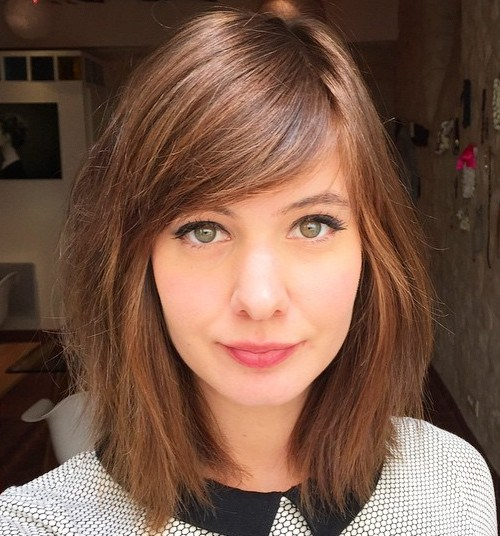 Hairstyles With Bangs Ruling The Latest Style Trends u2013 YishiFashion