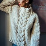 Hand Knitted Sweaters Flair up Your   Beauty