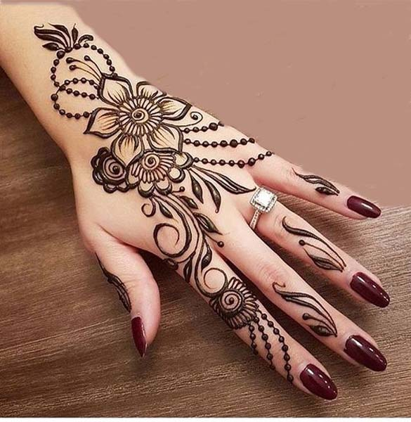 Henna design for men - Henna design