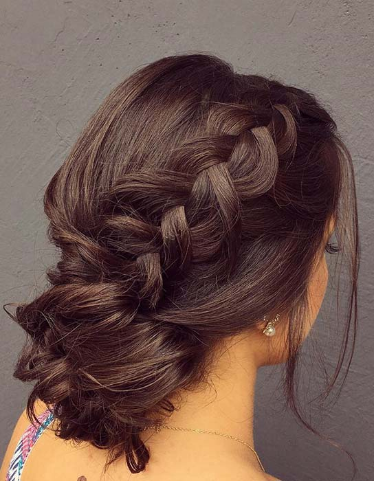 Impressive Homecoming Hairstyles