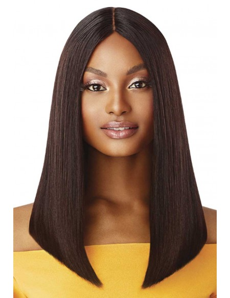Outre The Daily Wig™ 100% Unprocessed Human Hair Wig Straight Blunt