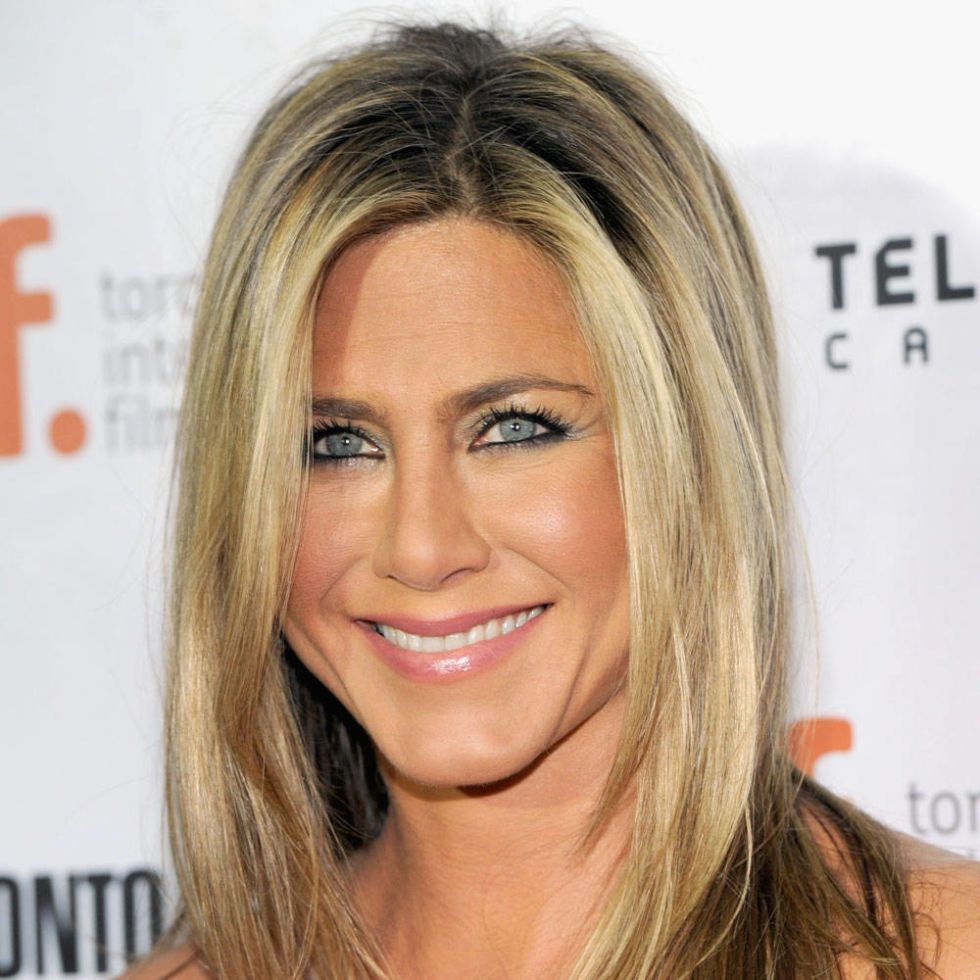 Jennifer Aniston Favorite Hairstyle - Jennifer Aniston Hair