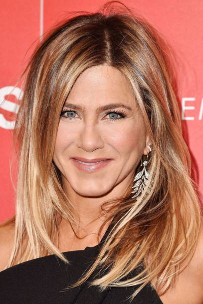 Jennifer Aniston Hairstyles - Celebrity Hair, The Rachel | Glamour UK