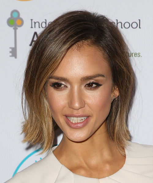 Jessica Alba Hairstyles Gallery