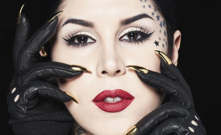 Tattoo artist Kat Von D creates vegan makeup line - Star2.com