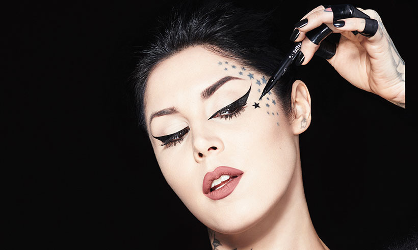 Kat Von D talks her personal style and her new makeup range | HELLO!