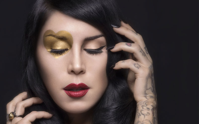 Kat Von D Beauty is releasing a special 10th anniversary collection