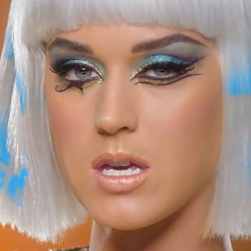 katy-perry-dark-horse-makeup-1 | Beauty | Katy Perry, Makeup