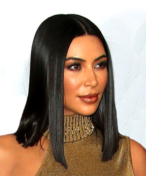 Kim Kardashian Hairstyles Gallery