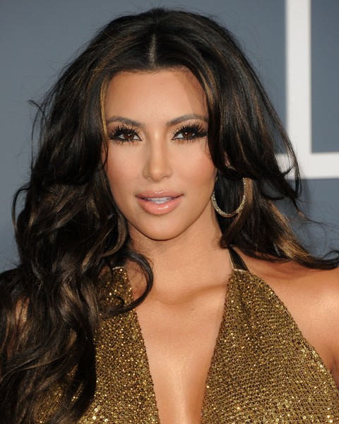 Top 15 Kim Kardashian Hairstyles - Kim Haircuts Pictures - Pretty