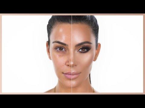 Know The Secrets Of Kim Kardashian Make Up