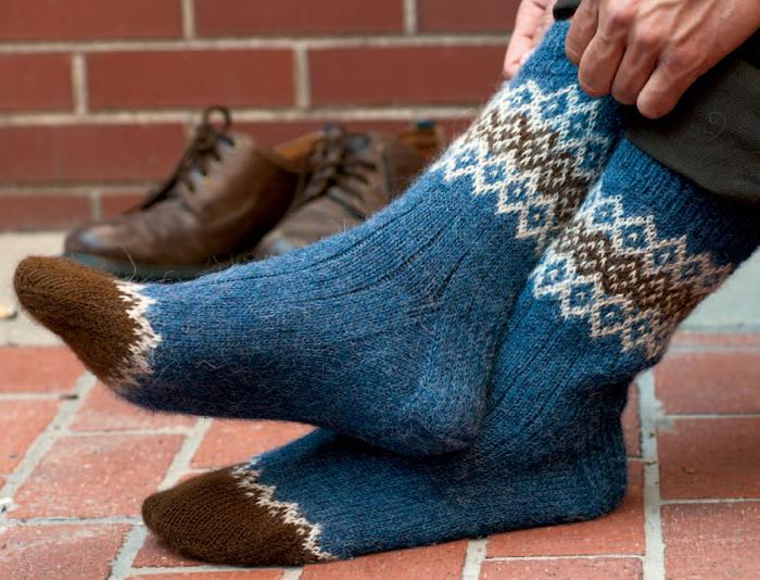 8 Free Sock Knitting Patterns to Download u2013 Interweave