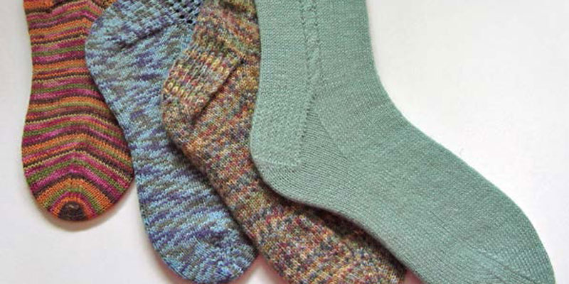 How to Knit Socks Demystified: Free Patterns and Sock Knitting Tips