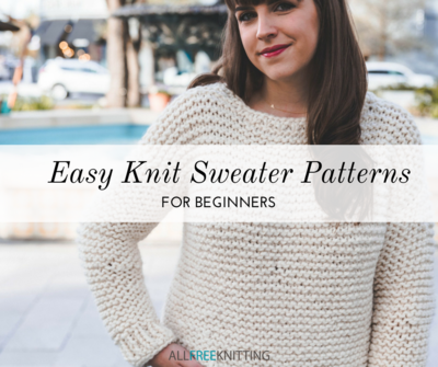 Knit sweater patterns worth going for