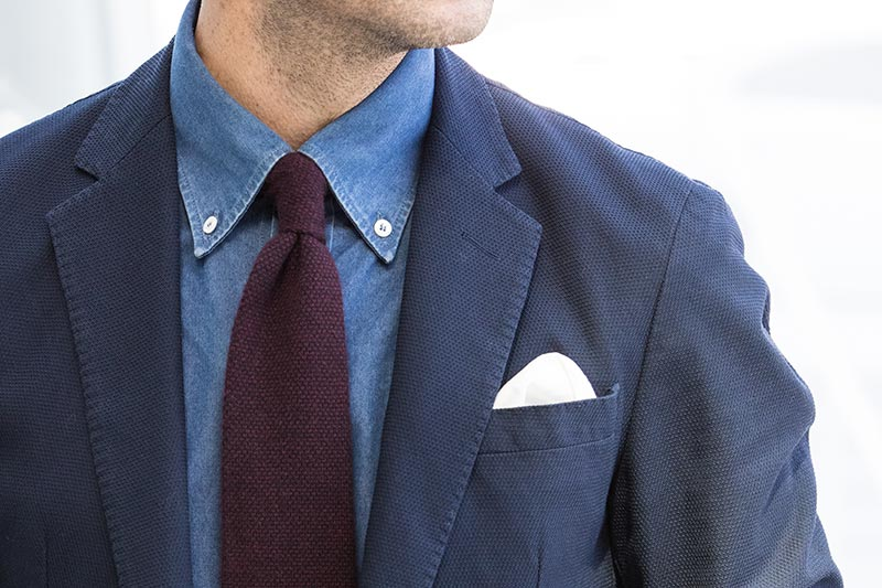 If Your Version of Business Casual Includes a Tie - He Spoke Style